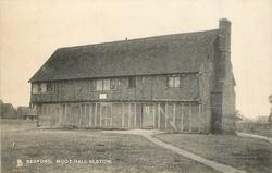 MOOT HALL ELSTOW
