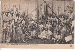 ATIU.-THE NGATI NOO AND NGATI PARUARANGI