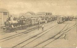 MINNA STATION