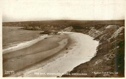 THE BAY, WHISTLING SANDS