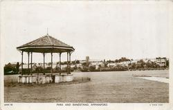 PARK AND BANDSTAND