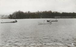 FISHING ON THE BLACK RIVER, ST. ELIZABETH