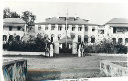GOVERNMENT HOUSE, BUTHURST, GAMBIA
