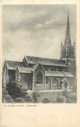 ST. ELVAN'S CHURCH