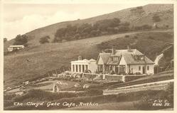 THE CLWYD GATE CAFE
