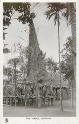 THE TEMPLE, KEREPUNA