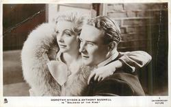 DOROTHY HYSON &  ANTHONY BUSHELL IN SOLDIERS OF THE KING