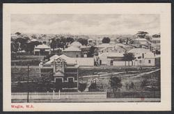 WAGIN W.A. mid-distant view
