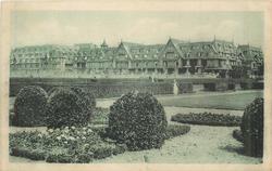 LES JARDINS ET LE NORMANDY HOTEL