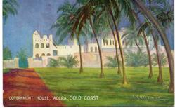 GOVERNMENT HOUSE, ACCRA