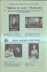 """OILETTE DE LUXE"" POSTCARDS, ROYAL PORTRAIT POSTCARDS"