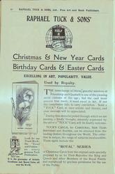 CHRISTMAS & NEW YEAR CARDS, BIRTHDAY CARDS & EASTER CARDS