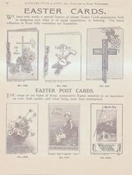 EASTER CARDS  EASTER POST CARDS