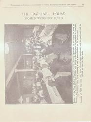 THE RAPHAEL HOUSE  WOMEN WORKERS' GUILD
