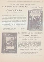 THE RAPHAEL HOUSE LIBRARY - CONTINUED  AN EXCELLENT EDITION OF THE WORLD-RENOWNED FABLES