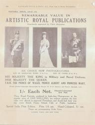 REMARKABLE VALUE IN ARTISTIC ROYAL PUBLICATIONS