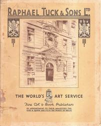 RAPHAEL TUCK & SONS LTD.