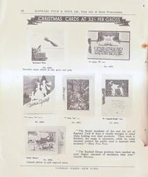 CHRISTMAS CARDS AT 32/ PER GROSS