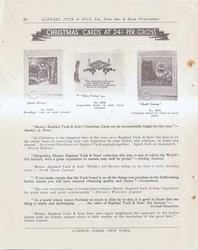 CHRISTMAS CARDS AT 24/ PER GROSS