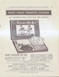 TUCK'S MAGIC TRANSFER PICTURES