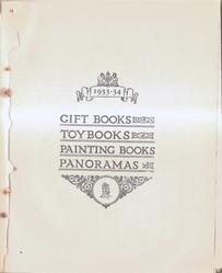 GIFT BOOKS TOYBOOKS PAINTING BOOKS PANORAMAS
