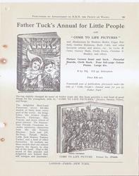 FATHER TUCK'S ANNUAL FOR LITTLE PEOPLE