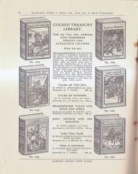 GOLDEN TREASURY LIBRARY