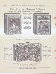"THE ""STORYLAND TREASURY"" LIBRARY"