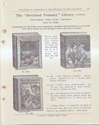 "THE ""STORYLAND TREASURY"" LIBRARY - CONTINUED"