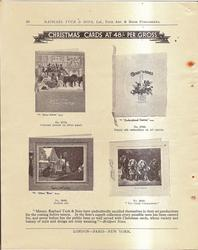CHRISTMAS CARDS AT 48/ PER GROSS
