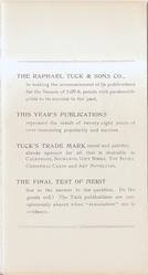 THE RAPHAEL TUCK & SONS CO.