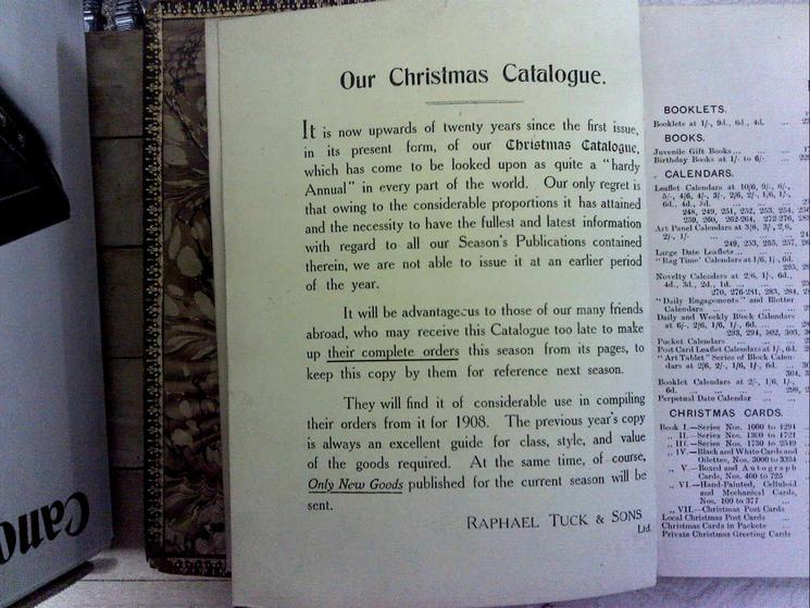 OUR CHRISTMAS CATALOGUE