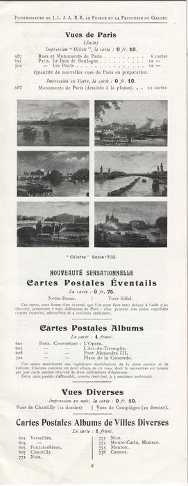 VUES DE PARIS (SUITE)