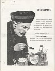 TUCK CATALOG reproduction cover