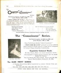 """THE """"OILETTE"""" CONNOISSEUR"""