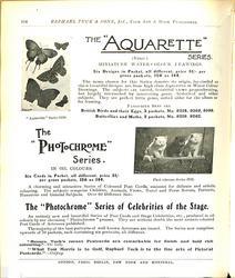 "THE ""AQUARETTE"" SERIES"