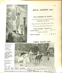 ROYAL ACADEMY 1907