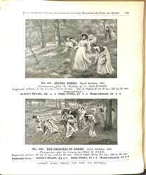JOYOUS SPRING ROYAL ACADEMY, 1905