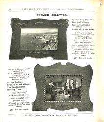 FRAMED OILETTES