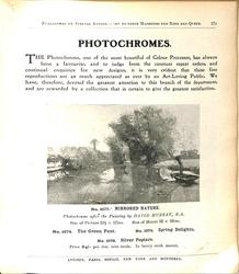 PHOTOCHROMES