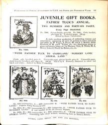 JUVENILE GIFT BOOKS