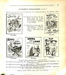 HUMOROUS PUBLICATIONS - CONTINUED