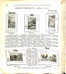 LANDSCAPE PANEL CALENDAR AT 2/- AND 4/- CONTINUED