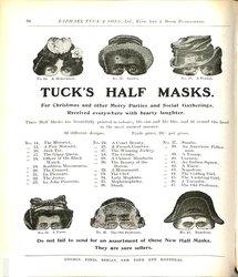 TUCK'S HALF MAKS