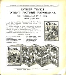 FATHER TUCK'S PATENT PICTURE PANORAMAS