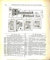 THE ILLUMINATED PARCHMENT SERIES