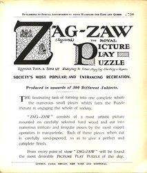 ZAG-ZAW (REGISTERED)