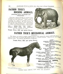 FATHER TUCK'S ROCKING ANIMALS