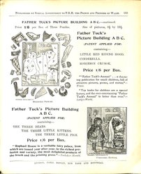 FATHER TUCK'S PICTURE BUILDING A.B.C. - CONTINUED