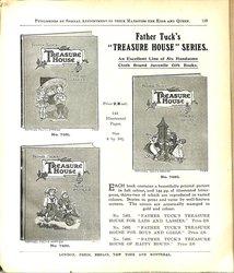 "FATHER TUCK'S ""TREASURE HOUSE"" SERIES"